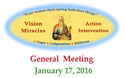 General Meeting January 17, 2016
