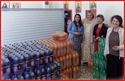 Donation of Beverages to our Guild