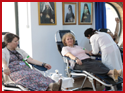 Third Blood Drive of the Holy Metropolis of Oropos and Fili Saturday, June 4, 2017 (Old Style)