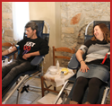 Sixth Blood Drive of the Holy Metropolis of Oropos and Fili Saturday, 18.11/ 1.12.2018